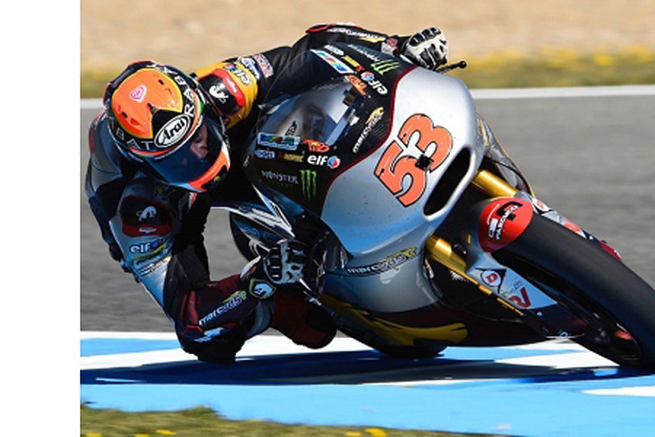 ティト・ラバトの2014年Moto2チャンピオンマシンが盗難被害