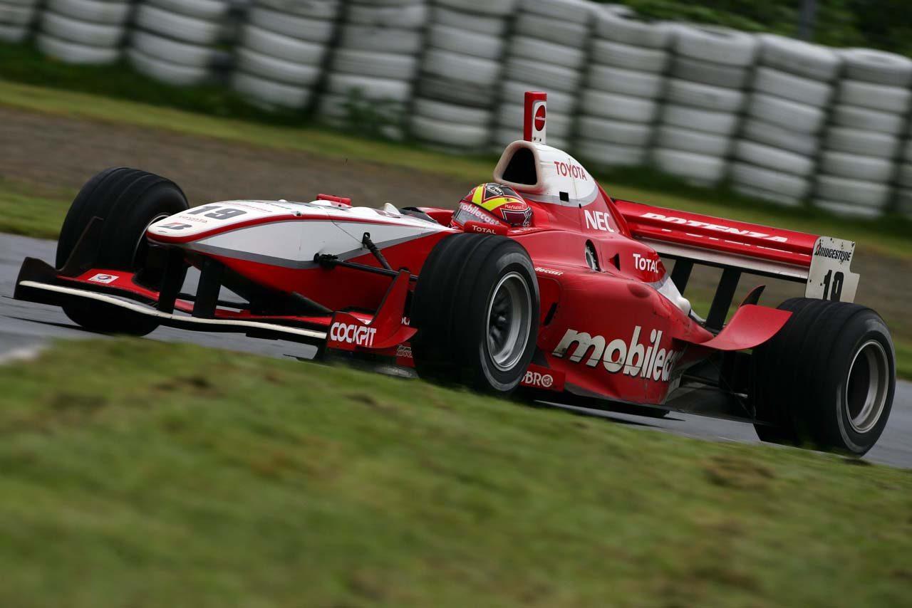 2006年のブノワ・トレルイエの走り