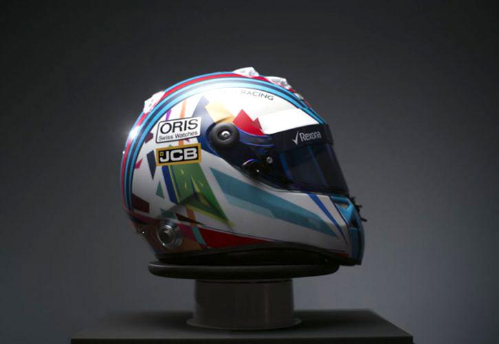 F1 | F1ベルギーGPでマッサが特別デザインのヘルメットを着用。幸運なファンにプレゼント