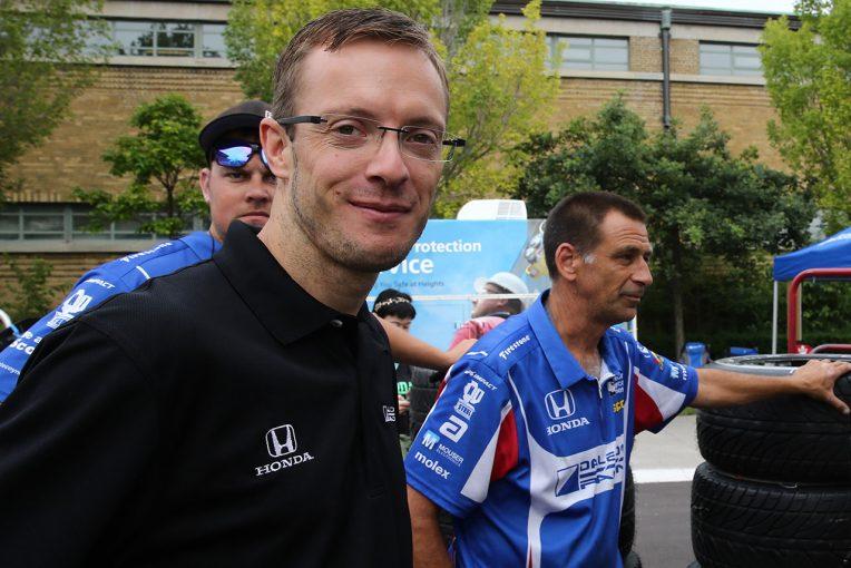 海外レース他   インディ500で負傷したブルデー、最終メディカルチェックを通過。レース活動再開へ