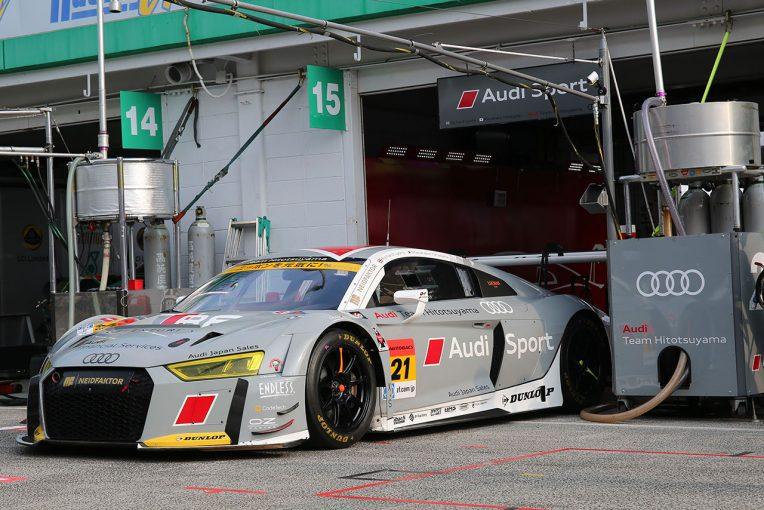 スーパーGT | つねに限界で走れるかが肝/GT300マシンフォーカス:アウディR8 LMS