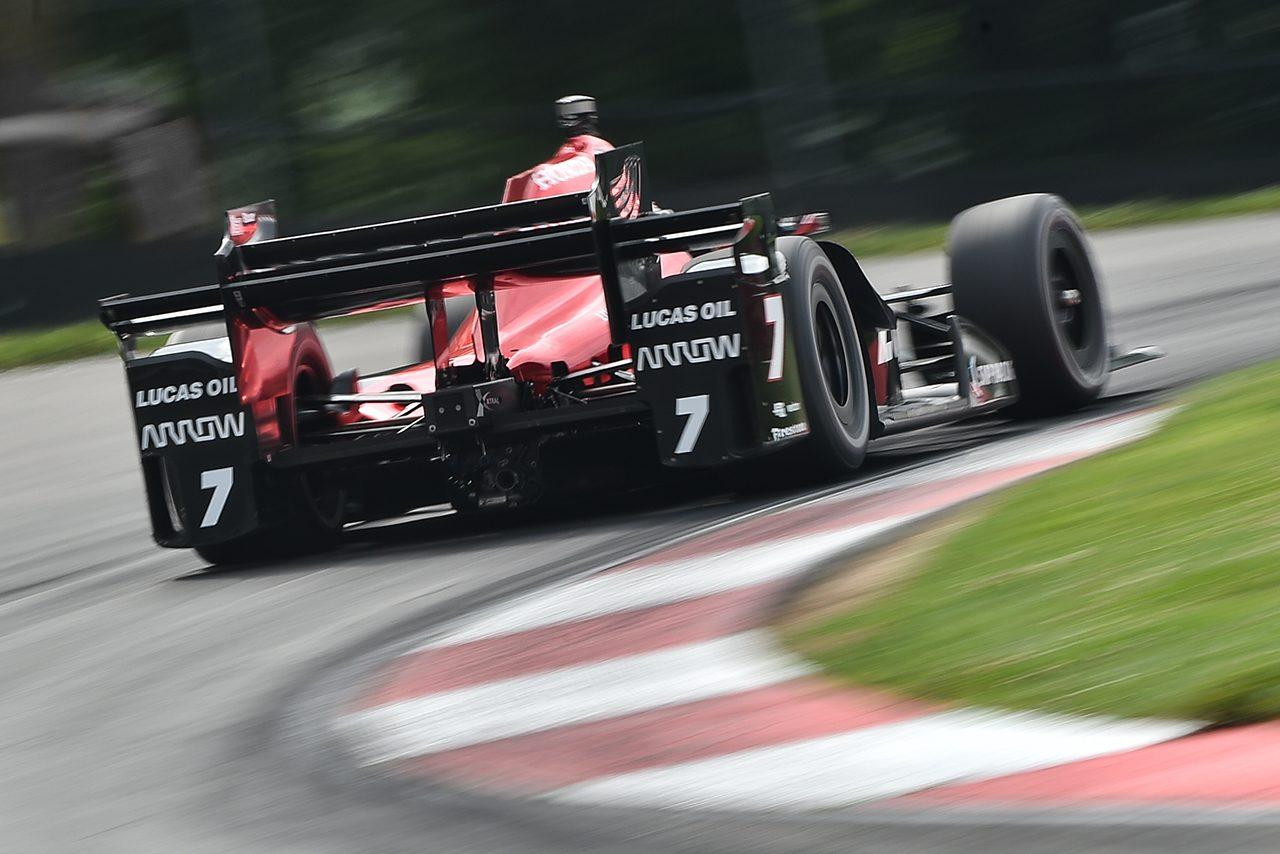 LMP1カー開発のためアレシンがインディカー離脱。7号車の代役はサーべドラに