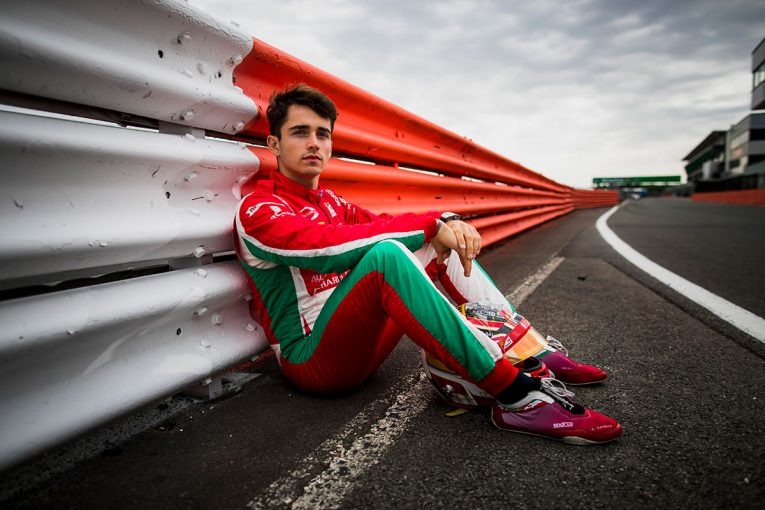 F1 | 2017年のF2チャンピオン筆頭候補のルクレール「F1にたどり着くためにできることは全てやる」