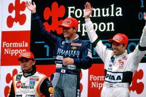 スーパーフォーミュラ | 1999年フォーミュラ・ニッポン第9戦もてぎの表彰式