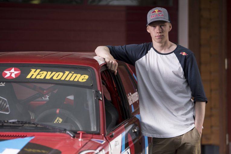 ラリー/WRC   16歳のカリ・ロバンペラ、MスポーツのフィエスタR5でWRCデビューへ