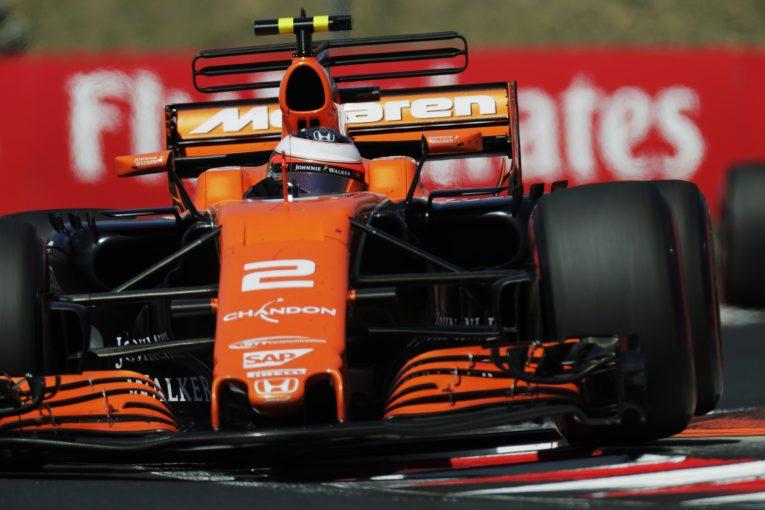 F1 | バンドーン、F1での経験が実り始める。「今後のレースはさらに期待が持てる」