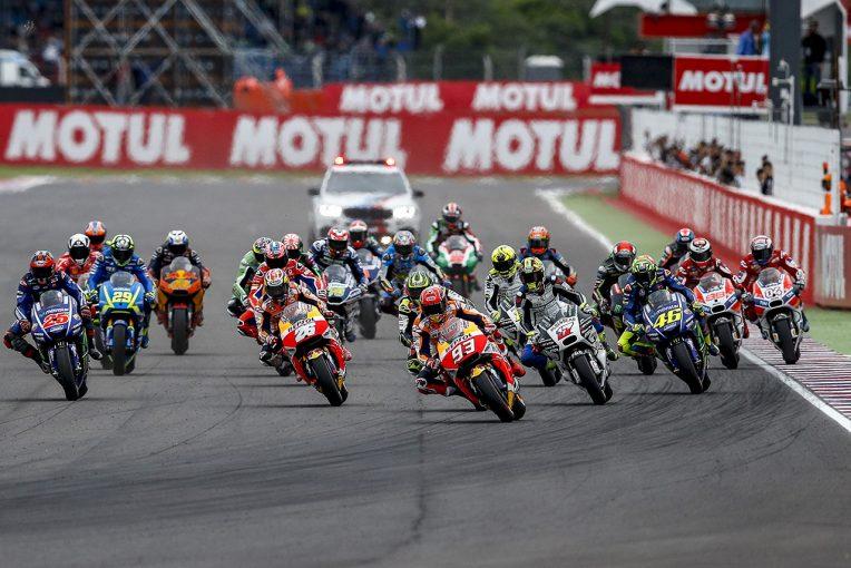 MotoGP | タイヤコントロール説で大混戦は本当なのか?:2017MotoGP覆面座談会