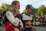 ラリー/WRC | ラトバラ「コンディションが変わり、午後はいいフィーリングが失われた」/WRC第10戦ドイチェランド デイ2コメント