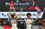 ル・マン/WEC | ブランパンGTアジア富士:CarGuy Racingがレース1を圧倒! ケイ/横溝組が日本勢初勝利を飾る