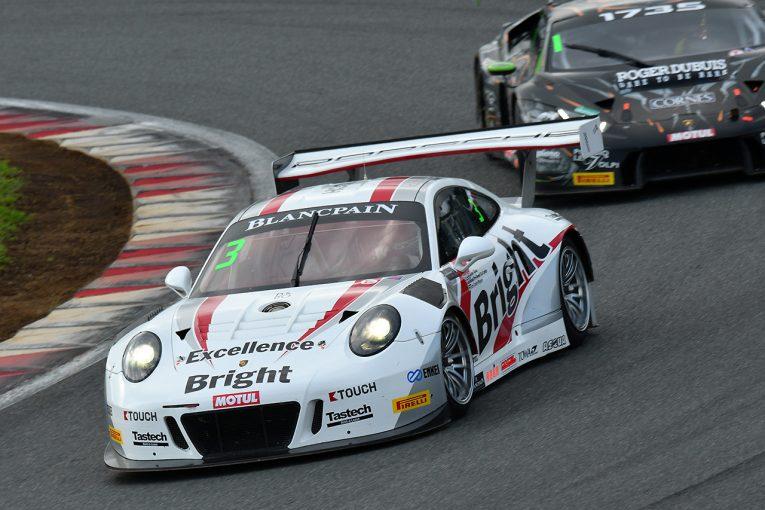 ル・マン/WEC | Porsche Team EBI、2018年もブランパンGTアジアにスポット参戦。山野兄弟がコンビ結成