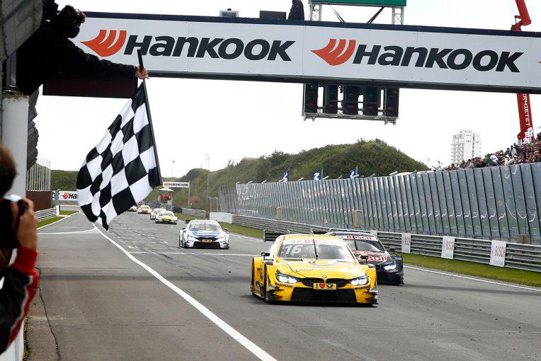 海外レース他 | DTM第11戦:最終ラップまで続いた接近バトルをグロックが制し、BMWが表彰台独占