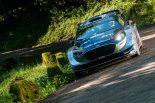 ラリー/WRC | タナクがリード拡大。トヨタのハンニネンが5番手へ/【順位結果】WRC第10戦ドイチェランド SS17後