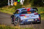 ラリー/WRC | WRCドイチェランド:チャンピオン争い演じるヌービルが失速。首位タナクはリード拡大