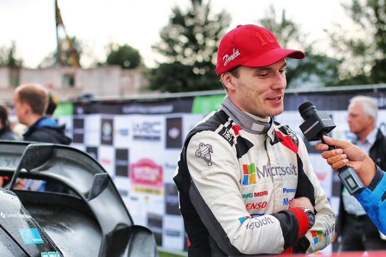 ラリー/WRC | ラトバラ「ミスしたり、タイムが上がらずなかなかうまく行かなかった」/WRC第10戦ドイチェランド デイ3コメント