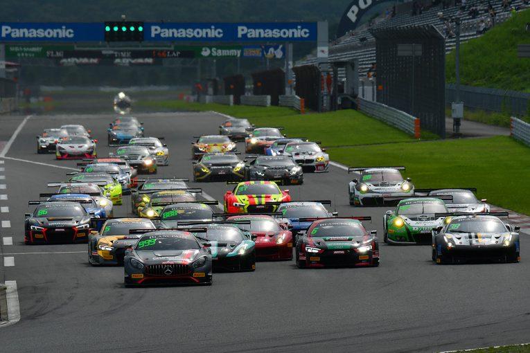 ル・マン/WEC | ブランパンGTシリーズ・アジア富士:レース2は999号車メルセデスが制す。ARNがクラス3位獲得