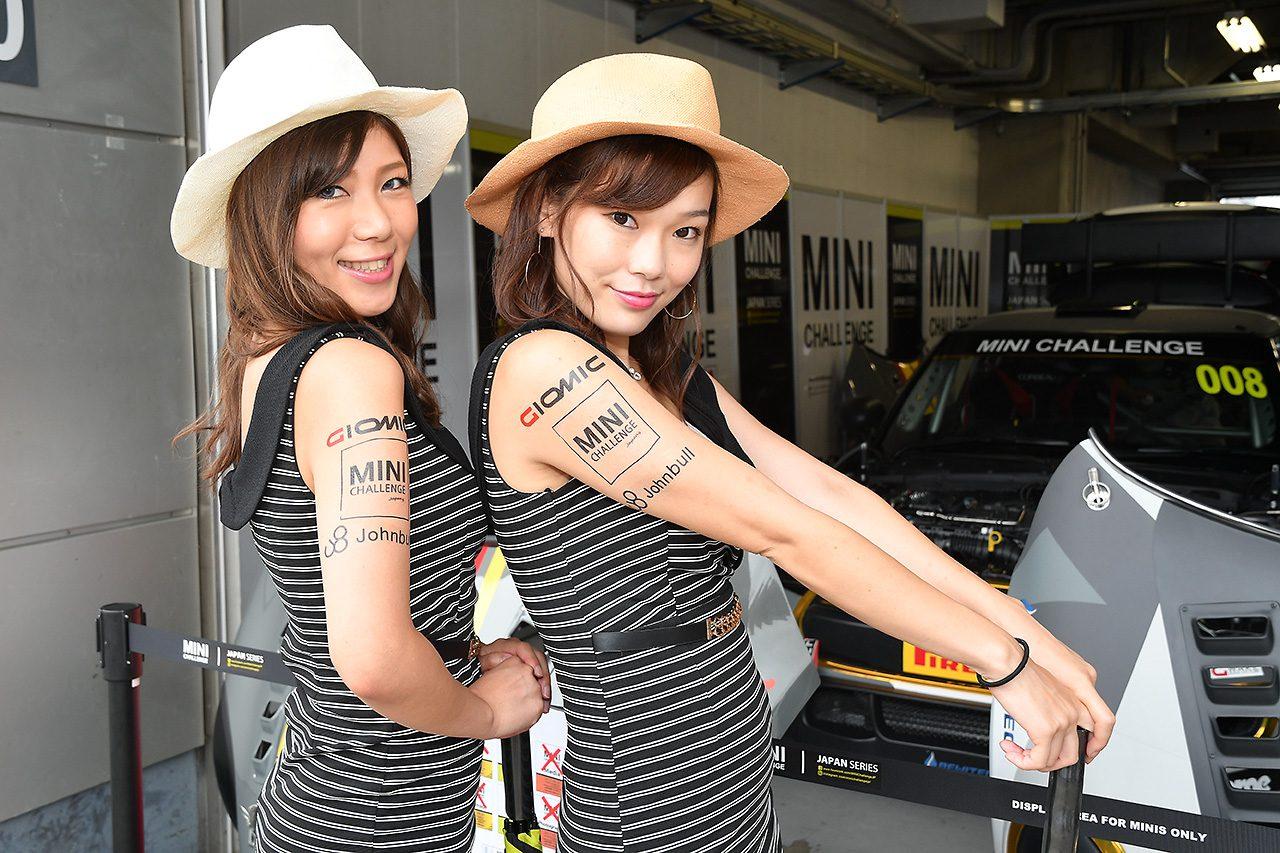 MINI CHALLENGE JAPAN第2戦が富士で開催。高いポテンシャルと可能性を披露