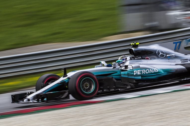 F1 | ボッタス、2017年F1シーズン後半戦への抱負を語る。「勝たなければ意味がない」