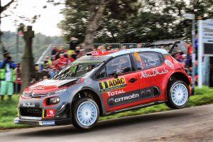 アンドレアス・ミケルセン(シトロエンC3 WRC)