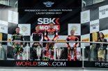 レース2でチャズ・デイビスが優勝。マルコ・メランドリも3位表彰台を獲得した。