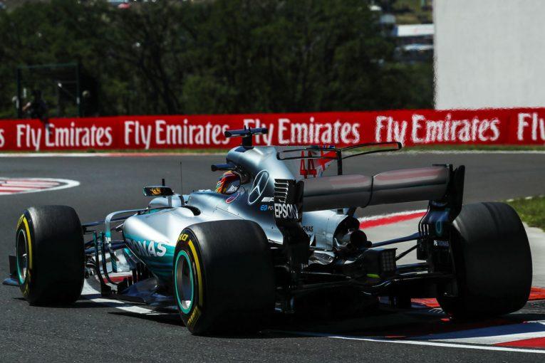 F1 | タイヤに苦しむハミルトン「後半戦も落とし穴にはまる可能性がある」