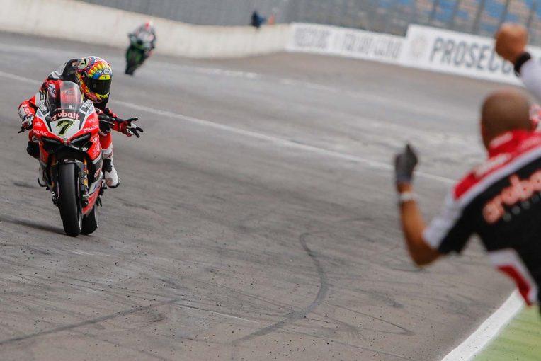 MotoGP   SBK第9戦レース2:ドゥカティのデイビスが4戦ぶりのダブル優勝