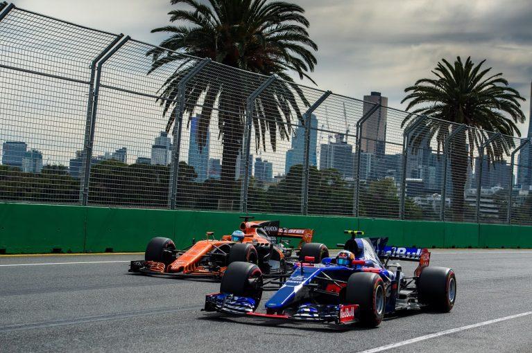 F1 | 「アロンソとのバトルから学べるなんてF1ドライバーとして最高の環境」とサインツJr.