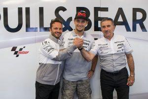 カレル・アブラハムがアスパーとの契約を延長。2018年もMotoGPへ継続参戦する