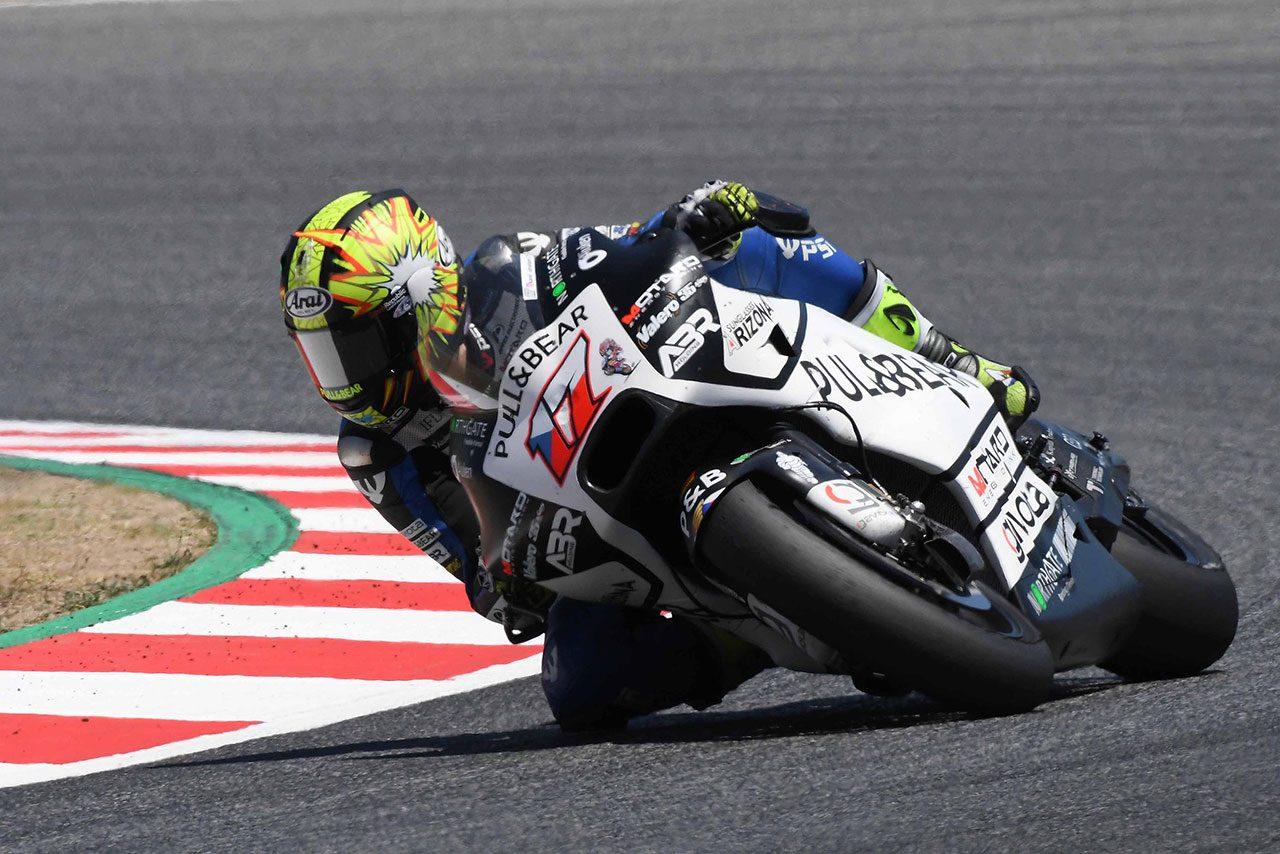 MotoGP:型落ちのドゥカティで奮闘のカレル・アブラハム、アスパーと契約延長で合意