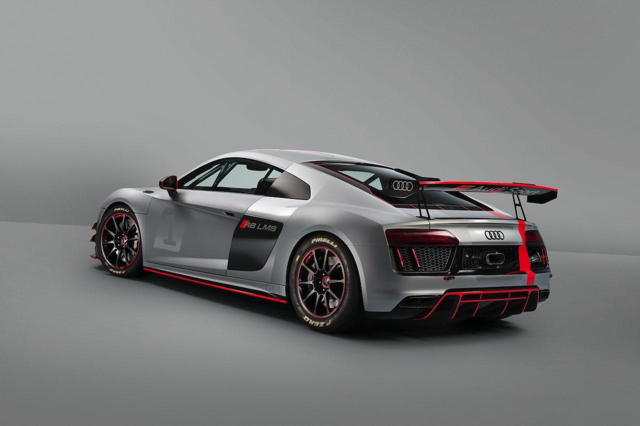 アウディ、新機軸のGT4カテゴリーに向け『R8 LMS GT4』をラウンチ
