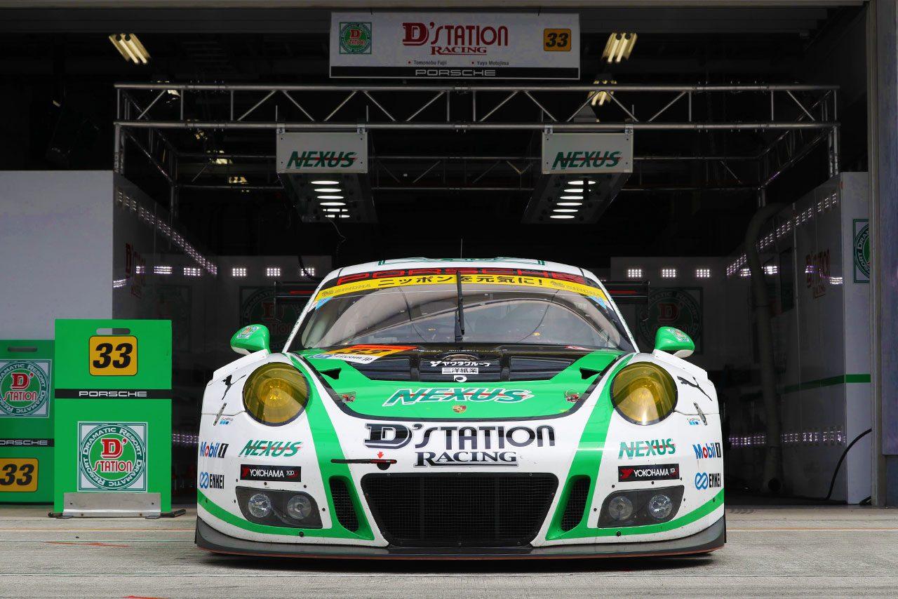 """特徴は""""レースでの強さ""""。ステップアップにも理想的/GT300マシンフォーカス:ポルシェ911 GT3 R"""