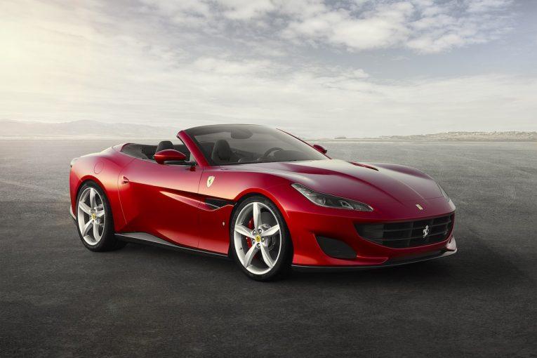 クルマ | 優雅さと快適性を兼ね備えたV8オープン、『フェラーリ・ポルトフィーノ』発表