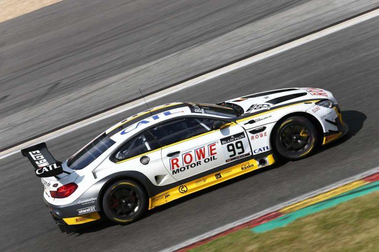 海外レース他 | ブランパンGT:ローヴェの99号車BMW M6 GT3がハンガリー戦欠場。車両修復間に合わず