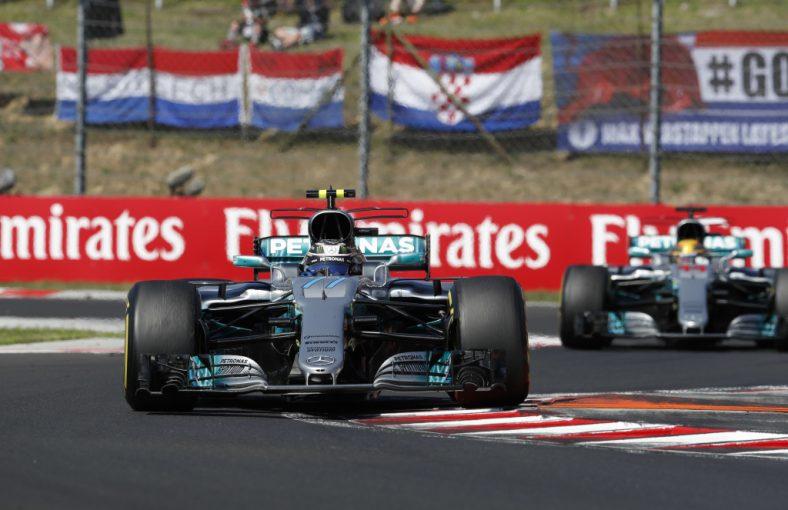 F1 | ウォルフ「理論上は有利かもしれないが、全力で仕事にあたる」:メルセデスF1ベルギーGPプレビュー