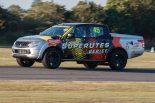 海外レース他 | 豪州スーパー・ユート、ミツビシ・トライトンが初テストを開始。ホールデンも参戦へ