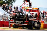 F1 | 【タイム結果】F1第12戦ベルギーGP フリー走行1回目