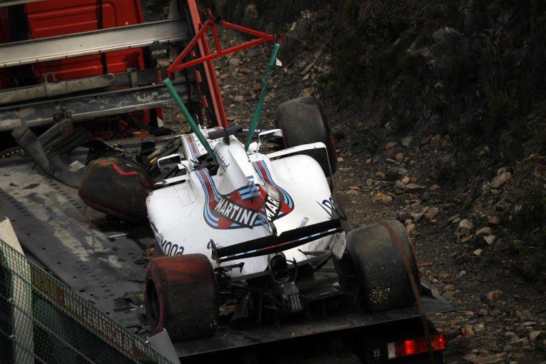 F1 | クラッシュのマッサ、シャシー交換でFP2出場が困難に/F1ベルギーGP