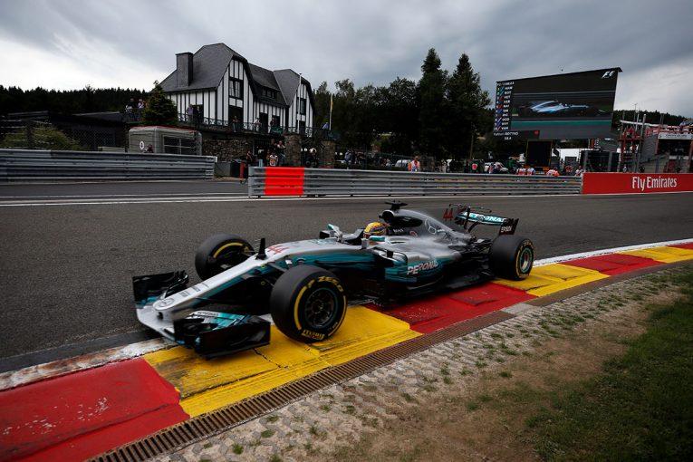F1 | 【タイム結果】F1第12戦ベルギーGP フリー走行2回目