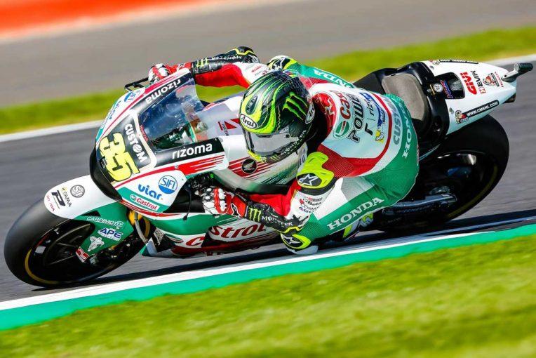 MotoGP | MotoGPイギリスGP初日:クラッチローが得意のホームコースで総合トップタイムをマーク