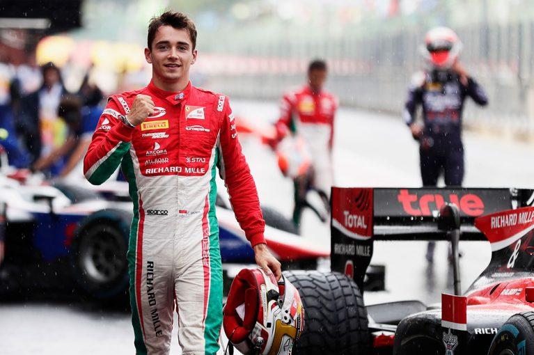 海外レース他 | 【順位結果】FIA F2第8戦ベルギー予選