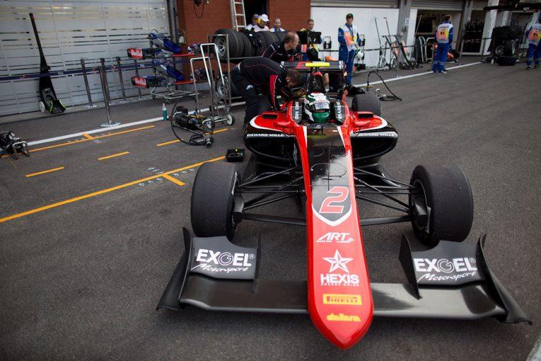 海外レース他 | 福住がフロントロウ獲得【順位結果】GP3第5戦ベルギー予選