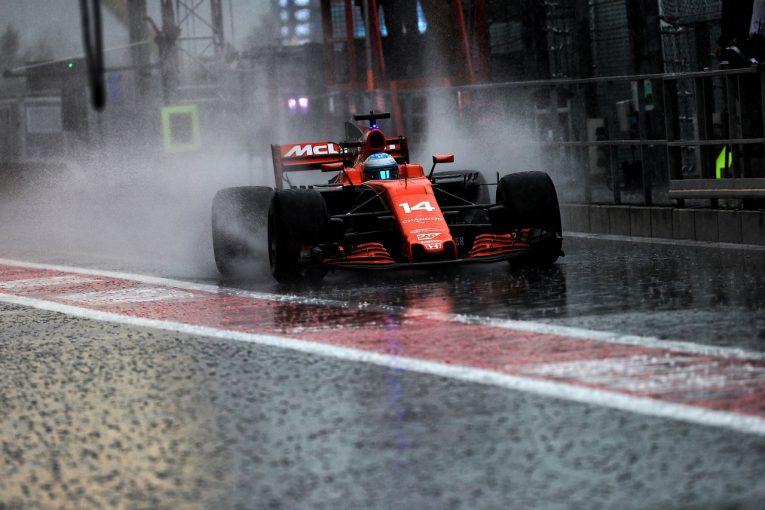 F1 | マクラーレン「準備は順調。あらゆる事態に備え、チャンスをつかみとりたい」/F1ベルギーGP金曜