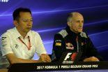 F1 | ホンダF1とトロロッソの2018年提携説を両者が否定。「正式な交渉は行っていない」と強調