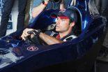 モタスポブログ | 実際の走行中でもヘルメットの中はこんな顔?@F1第12戦ベルギーGP 現地情報1回目
