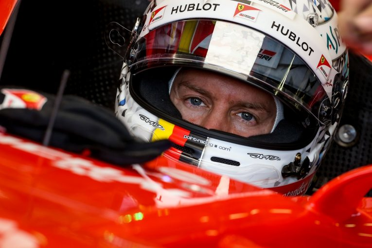 F1 | フェラーリF1がベッテルとの契約延長を発表。2020年末までの3年間