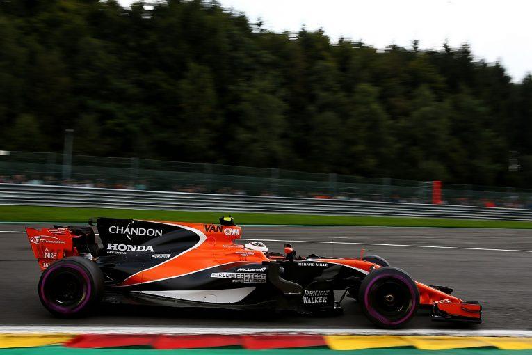F1 | マクラーレン・ホンダF1のバンドーン、新パワーユニットに問題。追加交換で合計65グリッド降格へ