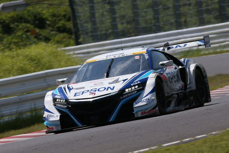 スーパーGT   スーパーGT:Epson Nakajima Racing 2017年第6戦鈴鹿 予選レポート