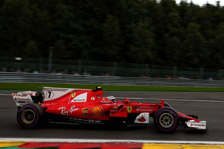 F1 | 【動画】中盤クビアトにトラブル発生/F1ベルギーGPフリー走行3回目ハイライト