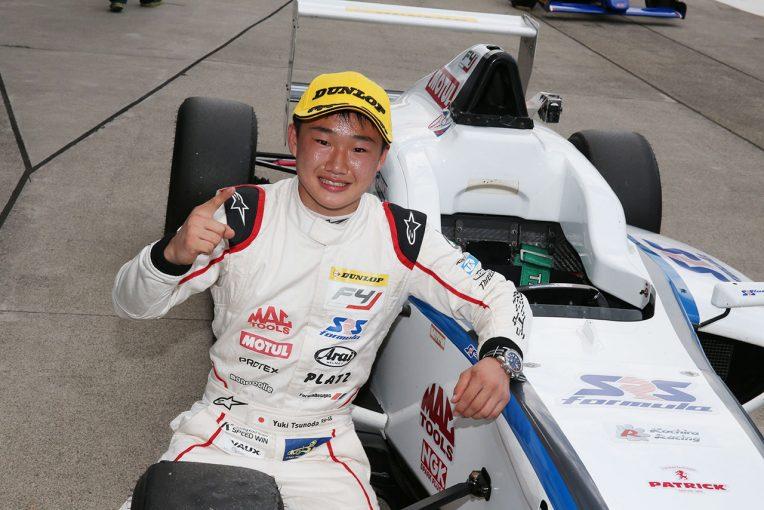 国内レース他 | 【順位結果】FIA-F4選手権 第11戦鈴鹿 決勝