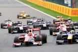 海外レース他 | 【順位結果】FIA F2第8戦ベルギー決勝レース1