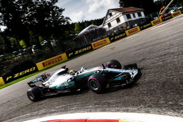 F1 | 【動画】F1ベルギーGP予選ハイライト